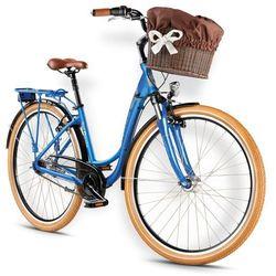 Rowery do miasta Reale Niebieski/Matowa M