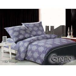 Pościel satynowa Greno Concept 100% bawełny