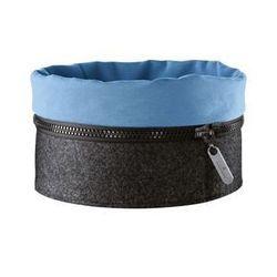 Auerhahn Filcowy koszyk ZIPP, niebieski PROMOCJA