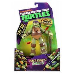 Playmates Toys, Wojownicze Żółwie Ninja, figurka z dźwiękiem Donatello