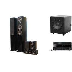 YAMAHA RX-V379 + BD-S477 + TAGA BLUE + TSW-90 - Kino domowe - Autoryzowany sprzedawca