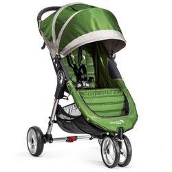 Wózek BABY JOGGER City Mini Single zielono-szary 11440 + DARMOWY TRANSPORT!