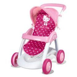 SMOBY Hello Kitty - Wózek dla lalek Chuli Pop