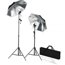 Zestaw studio: profesjonalne oświetlenie Zapisz się do naszego Newslettera i odbierz voucher 20 PLN na zakupy w VidaXL!