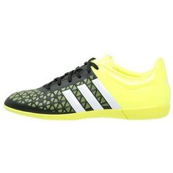 adidas Performance ACE 15.3 IN Halówki core black/white/solar yellow