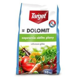 Nawóz wapienno-magnezowy Dolomit 10 kg Target