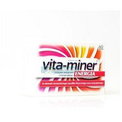 Vita-miner Energia tabl. 60 tabl.