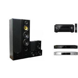 PIONEER VSX-430 + BDP-180 + TAGA TAV-606SE - Kino domowe - Autoryzowany sprzedawca