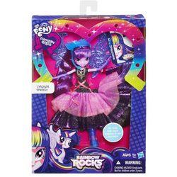 Lalka HASBRO My Little Pony Equestria Girls Lalka Super Twilight Sparkle A8059