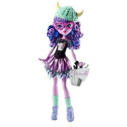 MONSTER HIGH Upiorki świata Kjersti