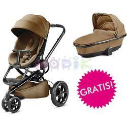 Wózek wielofunkcyjny 2w1 Moodd + GRATIS Quinny (Toffee Cruch)