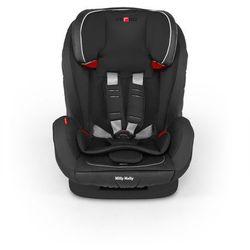 Milly Mally, Verso Black, fotelik samochodowy, 9-36 kg Darmowa dostawa do sklepów SMYK