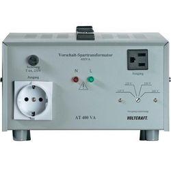 Tranformator zwiększający napięcie Voltcraft AT-400 NV, 115/125/230/240 V, 400 W