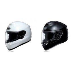 SHOEI QWEST kask integralny kolor czarny, biały + szybka