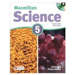 Macmillan Science 5: Student´s Book with CD and eBook Pack David Glover