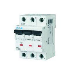 Eaton - Wyłącznik nadprądowy 3-bieg CLS6-C25/3 - 270422