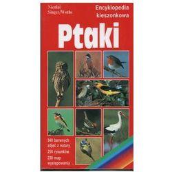 Encyklopedia kieszonkowa Ptaki