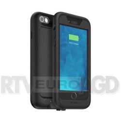 Wodoszczelne etui MOPHIE Juice Pack H2PRO z baterią 2750mAh do iPhone 6/6s Czarny