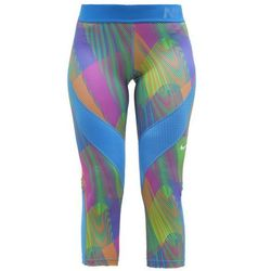 Nike Performance PRO HYPERCOOL Legginsy light photo blue/hyper pink/light photo blue