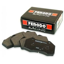 Klocki hamulcowe Ferodo DS3000 FIAT Fiorino 1.1 Przód
