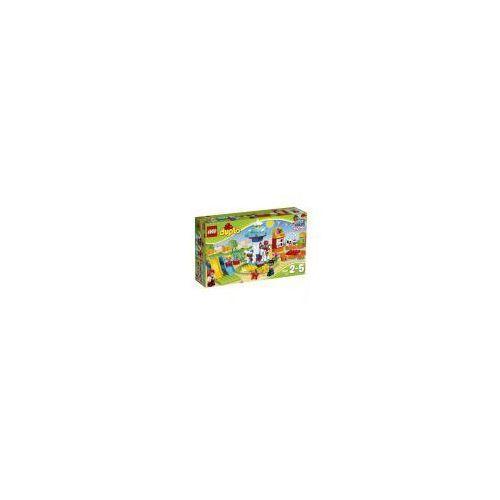Lego Duplo Wesołe Miasteczko Fun Family Fair 10841 Porównaj Zanim