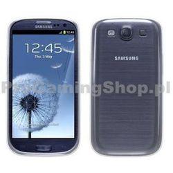 Etui plastikowe 4-OK do Samsung Galaxy Ace 2 - i8160, Transparent