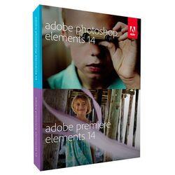 Adobe Photoshop Elements 14 & Adobe Premiere Elements 14 PL Win - licencja EDU