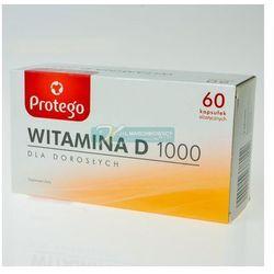 Protego Witamina D 1000 60 kaps.