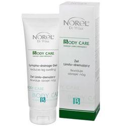 Norel (Dr Wilsz) BODY CARE LYMPHO - DRAINAGE GEL Żel limfo - drenujący (DZ141)