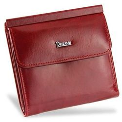 577dd954ff5a3 damski portfel skorzany loren p012 szary w kategorii Portfele i ...