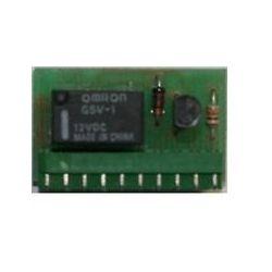 Przekaźnik NICE krokowy (bistabilny) do odbiorników modularnych (MXP)