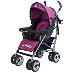 Caretero SPACER CLASSIC wózek dziecięcy spacerówka lavenda
