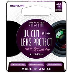 MARUMI filtr fotograficzny FIT+SLIM MC UV (CL) 40,5mm