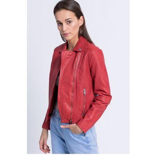e888c766c22bd Pepe Jeans - Kurtka skórzana Adriana - porównaj zanim kupisz
