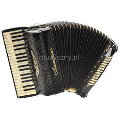 Serenellini Cassotto Regina Gold (2+2) 37/4/11 96/5/5 Piccolo akordeon (czarny) Płacąc przelewem przesyłka gratis!