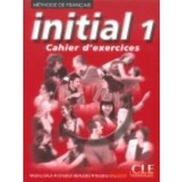 Initial 1 Cahier d'activites CLE (opr. broszurowa)