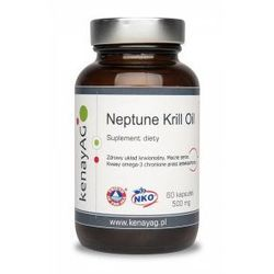 Olej z kryla NKO (60 kapsułek)