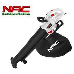 NAC Odkurzacz / dmuchawa do liści 3000W z rozdrabniaczem i akcesoriami VBE300-AS-WS-CH