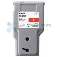 Canon oryginalny ink PFI-206R, red, 300ml, 5309B001, Canon iPF-6400,iPF-6450