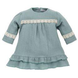 f0ffd47025 PINOKIO dziewczęca sukienka Petit Lou 98 zielony - BEZPŁATNY ODBIÓR   WROCŁAW!