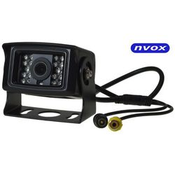 Samochodowa kamera cofania CCD SHARP w metalowej obudowie