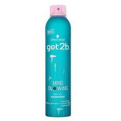SCHWARZKOPF Got2b Mind Blowing Fast Dry Hairspray szybkoschnacy lakier do wlosow Force 3 300ml