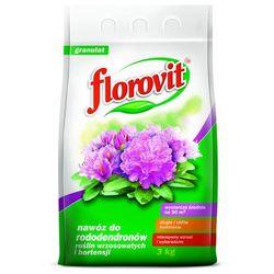 Nawóz FLOROVIT dla Rododendronów 3kg