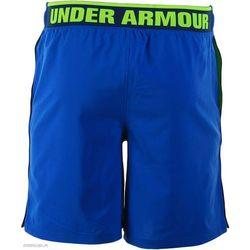 Under Armour Heatgear® Mirage Short 8'' Niebieskie