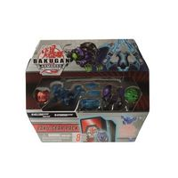Bakugan: Armored Alliance. Baku-Gear Pack - Nillious Ultra + Baku-Gear, Hydorous Ultra, Pegatrix, Pharol (6056037/20122676). Wiek: 6+