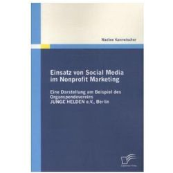 Einsatz von Social Media im Nonprofit Marketing
