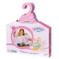 Wieszaki do ubranek dla lalek Baby born Hangers