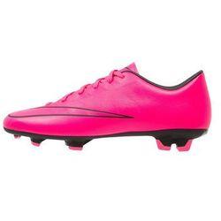 Nike Performance MERCURIAL VICTORY V FG Korki Lanki hyper pink/black