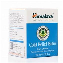 BALSAM EUKALIPTUSOWY, ŁAGODZACY OBJAWY PRZEZIĘIENIA (50 ml) HIMALAYA
