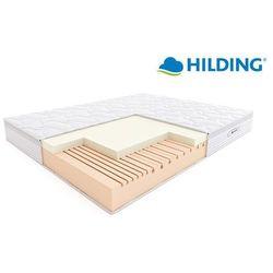 HILDING SALSA - materac termoelastyczny, piankowy, Rozmiar - 120x200, Pokrowiec - Tencel WYPRZEDAŻ, WYSYŁKA GRATIS
